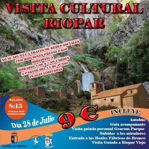 VISITA CULTURAL A RIOPAR @ Riopar