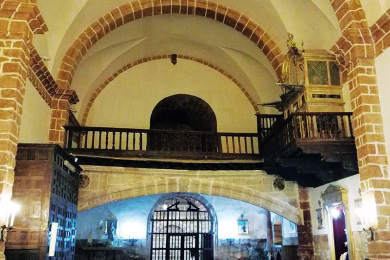 organo iglesia santo domingo de guzmán