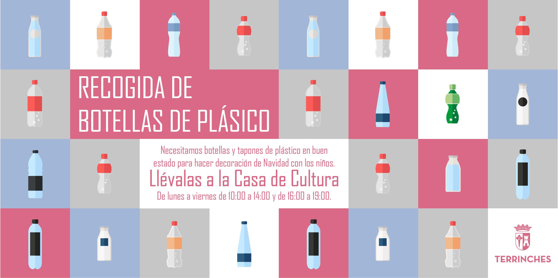 RECOGIDA BOTELLAS DE PLASTICO