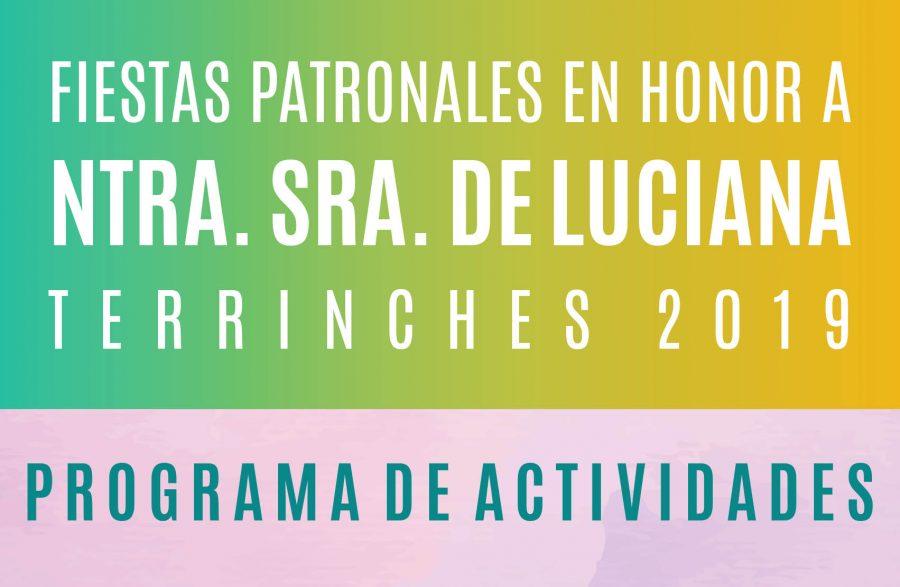 PROGRAMA DE FESTEJOS 2019